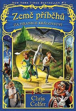 Za hranice království obálka knihy