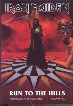 Iron Maiden: Run to the Hills obálka knihy