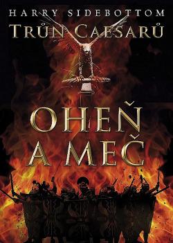 Oheň a meč obálka knihy