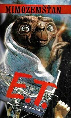 E.T. Mimozemšťan obálka knihy