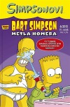 Bart Simpson 06/2015: Metla Homera