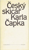 Český skicář Karla Čapka
