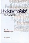 Podkrkonošský slovník