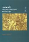Slovník středomoravského nářečí horského typu