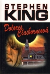 Dolores Claiborneová obálka knihy