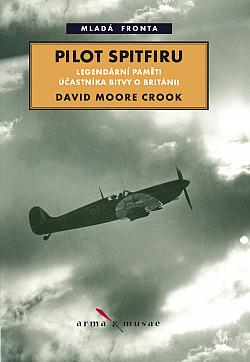 Pilot Spitfiru obálka knihy