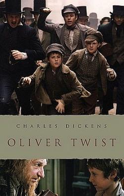 Oliver Twist obálka knihy