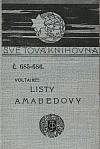 Listy Amabedovy