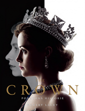 The Crown: Podrobná historie obálka knihy