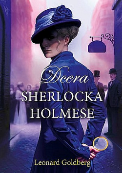 Dcera Sherlocka Holmese obálka knihy