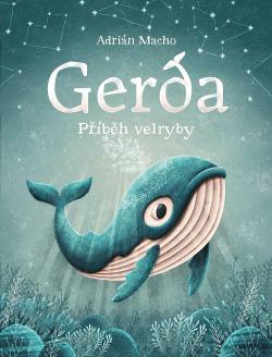 Gerda: Příběh velryby obálka knihy