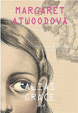 Alias Grace obálka knihy