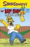 Bart Simpson 07/2017: Stínič názvu