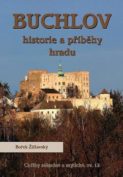 Buchlov - historie a příběhy hradu obálka knihy