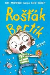 Rošťák Bertík - Auuu!