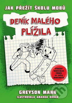 Jak přežít školu mobů obálka knihy