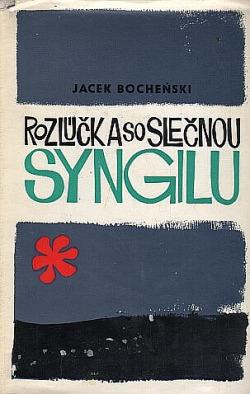 Rozlúčka so slečnou Syngilu obálka knihy