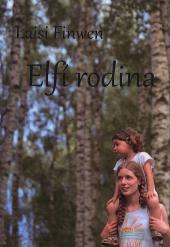 Elfí rodina obálka knihy