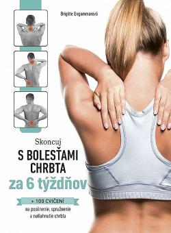 Skoncuj s bolesťou chrbta za 6 týždňov obálka knihy