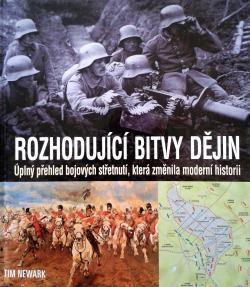 Rozhodující bitvy dějin obálka knihy