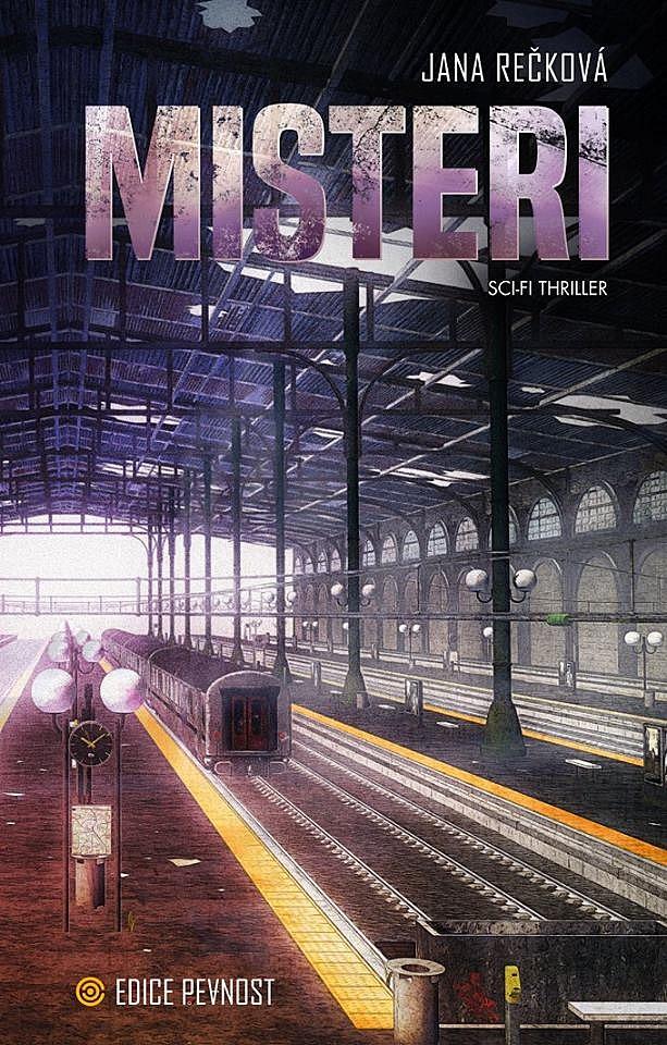 Výsledek obrázku pro misteri kniha
