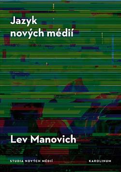 Jazyk nových médií obálka knihy