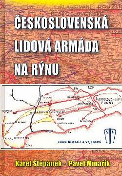 Československá lidová armáda na Rýnu obálka knihy