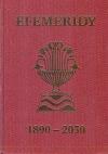 Efemeridy 1890 - 2030