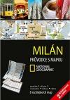 Milán - průvodce s mapou