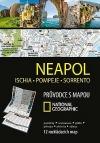 Neapol, Ischia, Pompeje, Sorrento - průvodce s mapou National Geographic