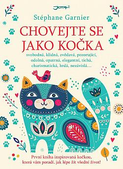 Chovejte se jako kočka obálka knihy