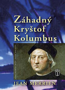 Záhadný Kryštof Kolumbus obálka knihy