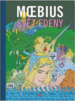 Svět Edeny (limitovaná edice) obálka knihy
