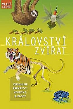 Království zvířat obálka knihy