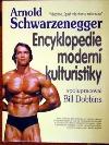 Encyklopedie moderní kulturistiky obálka knihy