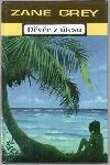 Děvče z útesu obálka knihy