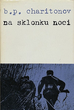 Na sklonku noci obálka knihy