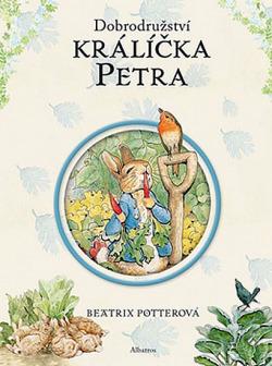 Dobrodružství králíčka Petra obálka knihy