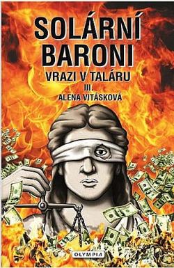 Solární baroni III. - Vrazi v taláru obálka knihy