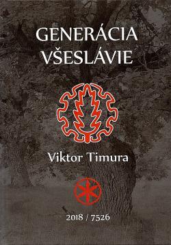 Generácia Všeslávie obálka knihy