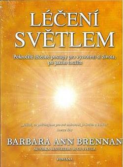 Léčení světlem obálka knihy