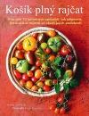 Košík plný rajčat