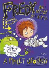 Fredy 4: Největší strašpytel a přílet ufounů