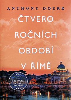 Čtvero ročních období v Římě obálka knihy