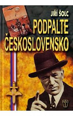 Podpalte Československo! obálka knihy