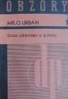 Česká literatura a Slováci