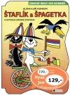 Štaflík a Špagetka - Zábavné úkoly pro nejmenší