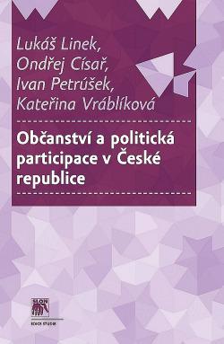 Občanství a politická participace v České republice obálka knihy