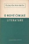 O nové čínské literatuře