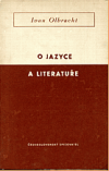 O jazyce a literatuře